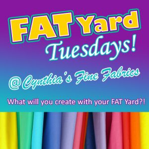 FAT Yard Tuesdays!