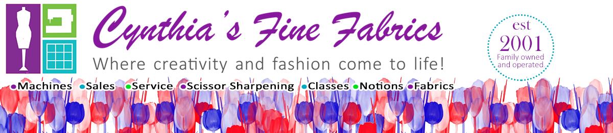 Cynthia's Fine Fabrics